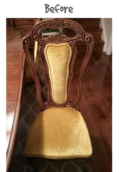 Furniture Medic of Kelowna Before image