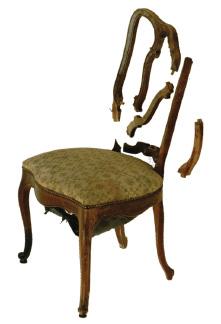 Furniture Medic of Kelowna Furniture Frame Repairs and Restoration